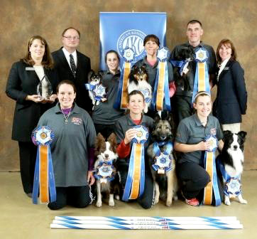 AKC National Agility Champions