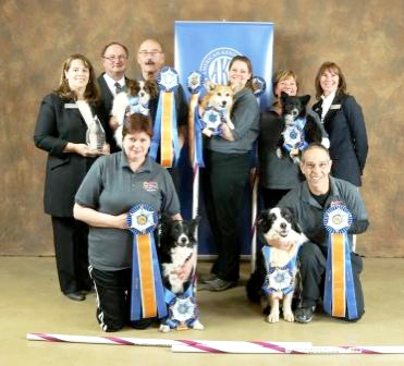 AKC Preferred National Agility Champions