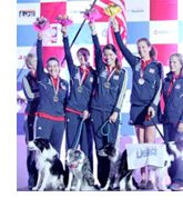 AKC World Team