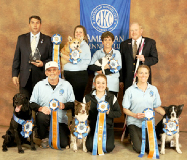 AKC National Preferred Agility Champions