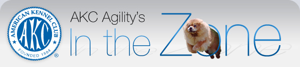 AKC Agility's In the Zone