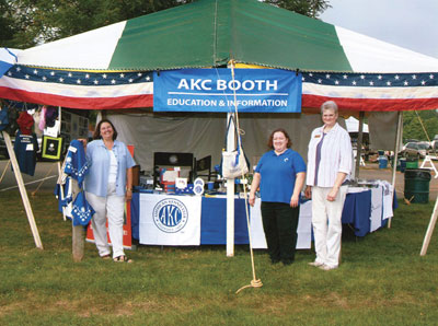 AKC Booth