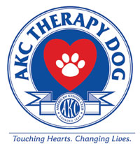 AKC Therapy Dog