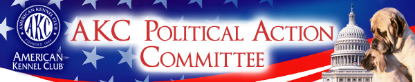 AKC Political Action Committee News