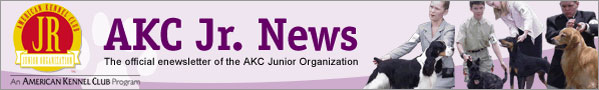 AKC Jr. News