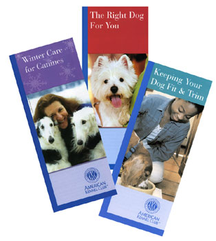 AKC Brochures