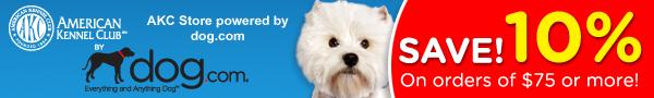 Save 10% Dog.com