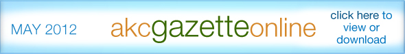 The Digital Gazette is online now