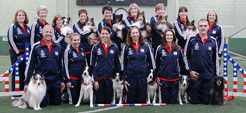 2012 AKC/USA World Agility Championship Team