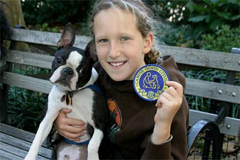 AKC's Canine Good Citizen (CGC) Program