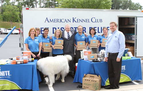 Microchip scanners in celebration of its first american kennel club