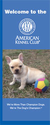 Welcome to the American Kennel Club