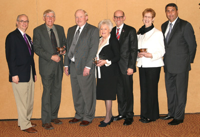 Recipients of the 2014 Lifetime Achievement Awards
